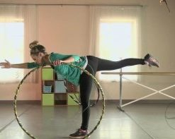 Hula Hoop Workouts